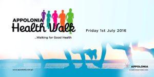 Appolonia Health Walk