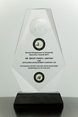 Outstanding Property and Real Estate Developer award for Appolonia City