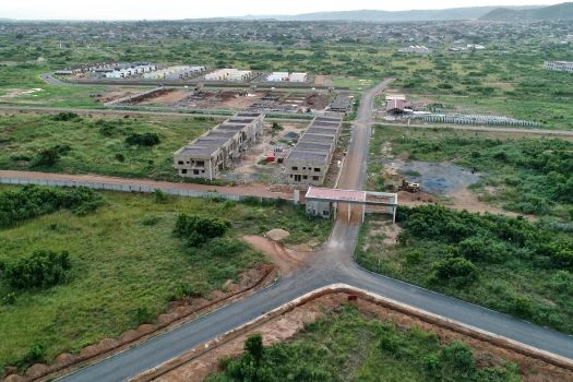 Choose a plot in a well planned community