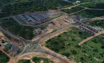 Aerial view Appolonia City