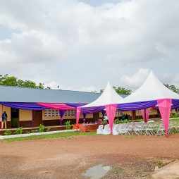 "The developers of Appolonia City have completed refurbishment of the classroom building and toilet facilities of the community school located near the new city development in Greater Accra. The handover of Appolonia Junior High School to the Kpone Katamanso District Educational Directorate (KKDA) coincided with an inter-community festival of sport that promoted health and well-being. The festival saw participation from a range of clubs and individuals from across the Kpone-Katamanso district, as well as Appolonia City staff. The event was well attended by local and regional officials, including Hon. Solomon Tettey Appiah, the District Chief Executive of KKDA, and Superintendent Susana Adjei Mensah, Police Commander of Oyibi-Frafraha area. Elders of the community were also present. The officials commended Appolonia City for its work in rehabilitating the school and organising the games. More than 150 members of the community took part in the games, which included volleyball, lime and spoon, sack races, draughts and more. The highlight of the day was a football gala, held among three keep fit clubs within the community. The Appolonia Keep fit club took home the trophy after a tough match, ending in 1:0. The Chief of Appolonia, Nii Nuertey Amobi II, in a speech read on his behalf, praised the partnership between Appolonia City and the Appolonia community. ""Over the years, the company has proven its commitment to community development, and we the Appolonia community assure Appolonia City of our firm backing,"" he said. ADVERTISEMENT The school is one of a number of major projects undertaken by Appolonia City in the community. In 2014, the company upgraded the Community-Based Health Planning and Services (CHPS)-compound to a National Health Insurance accredited health centre. Appolonia City, which is being developed by Rendeavour, Africa's largest urban land developer, has also supported medical screenings, health walks and cleanup events for the community. ""Appolonia City is committed to the development of the local community,"" said Bright Owusu-Amofah, CEO of Appolonia City. ""The members of the community are both our neighbours and partners."" About Appolonia City (www.appolonia.com.gh) Appolonia City is a 2,325-acre (941-hectare) mixed-use and mixed-income urban development just 20km from the centre of Accra. The project includes a variety of social infrastructure underpinned by world-class construction and estate management services. Residential sales with a range of financing options are available by purchasing a plot to build your own house in Nova Ridge or an existing home at The Oxford development. Appolonia Business Park offers 70 acres (30 hectares) of modern commercial areas. The park is designed to accommodate a range of uses including manufacturing, processing, storage, logistics and service companies. Source: Appolonia City"