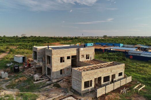 A client's building