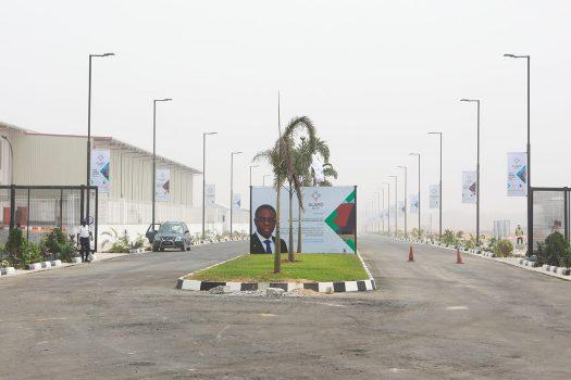 Alaro City, Lagos