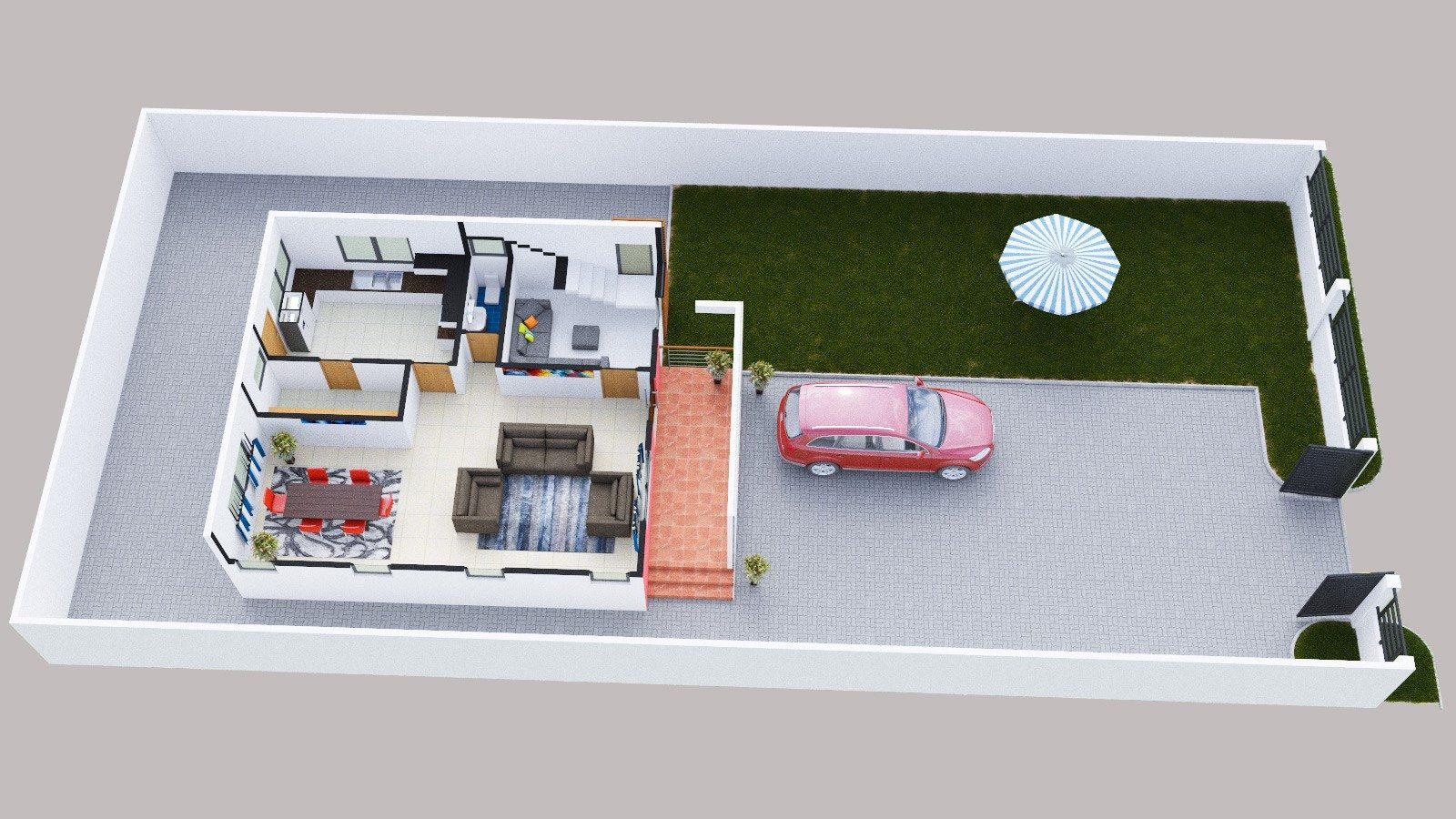 Appolonia City Oxford Barton - First Level plan