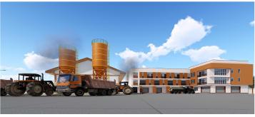 Nickseth starts construction in Appolonia City