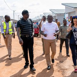 Shelter Afrique visits Appolonia City